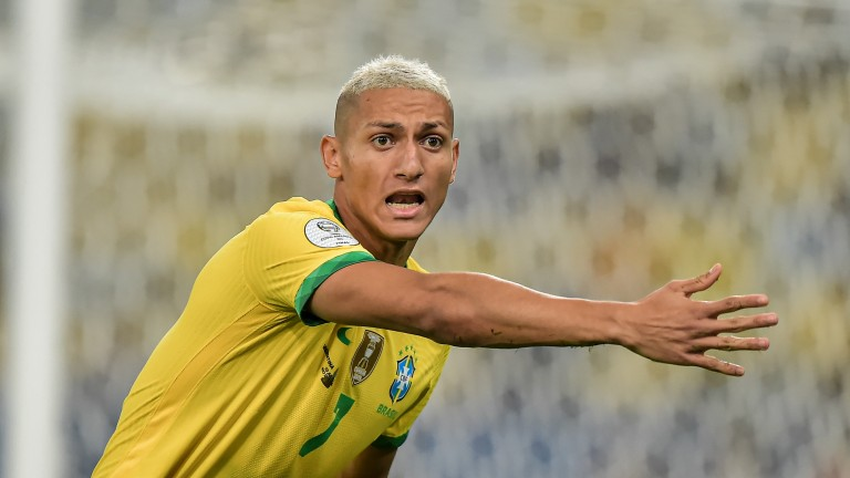 Richarlison is part of a star-studded Brazilian squad