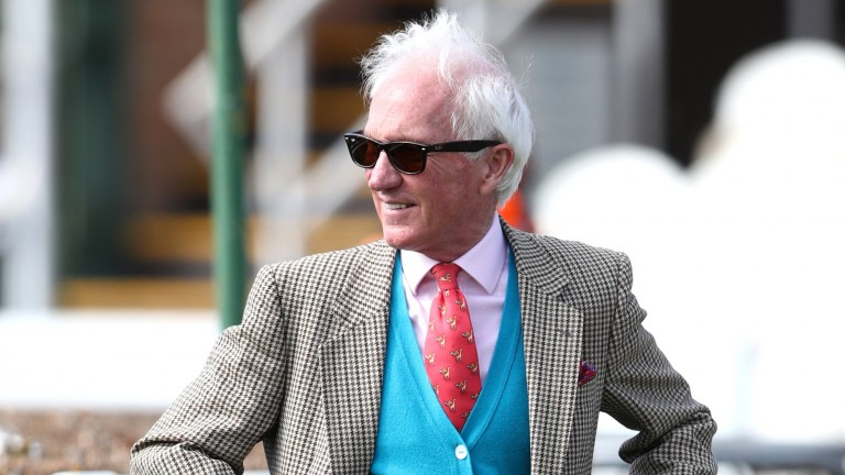 'He wouldn't be blessed with brains' – The Lion Dancer's trainer Charlie Mann