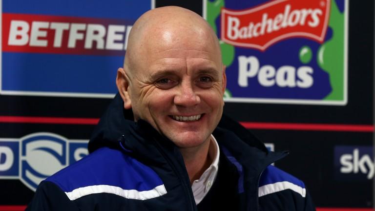 Leeds head coach Richard Agar should be all smiles