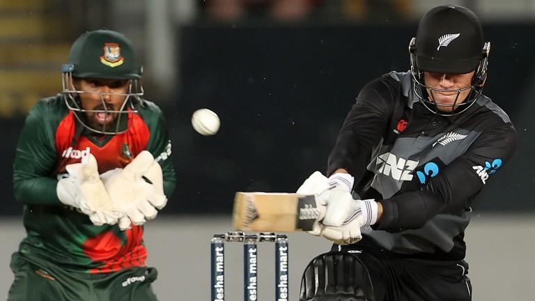 New Zealand's Finn Allen could open the batting for Birmingham Phoenix