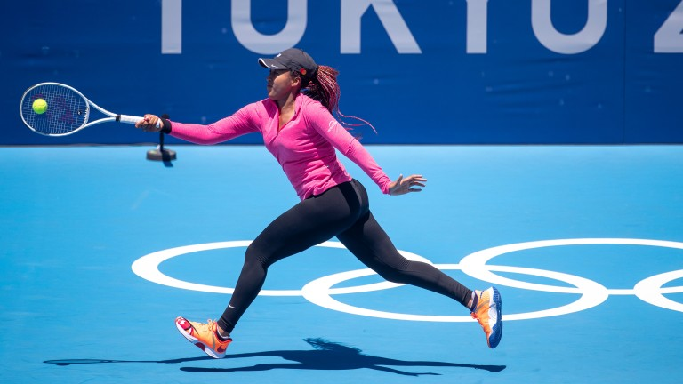 Naomi Osaka has not played since the French Open in early June but the break from competition may have been welcomed by the Japanese ace