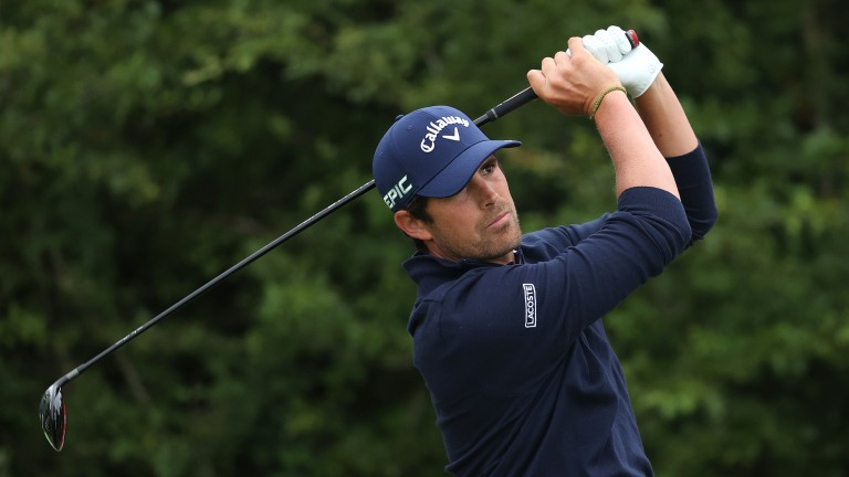 Nacho Elvira is chasing a first European Tour title at Celtic Manor