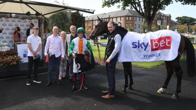 Edward Cornelius is the first winner of the inaugural Sky Bet Sunday Series