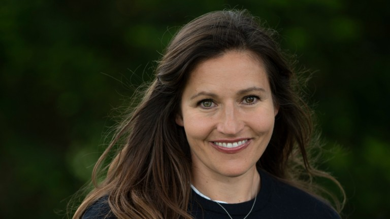 """Amy Lanigan: """"The Arqana position has added a new positive dimension to my career."""""""