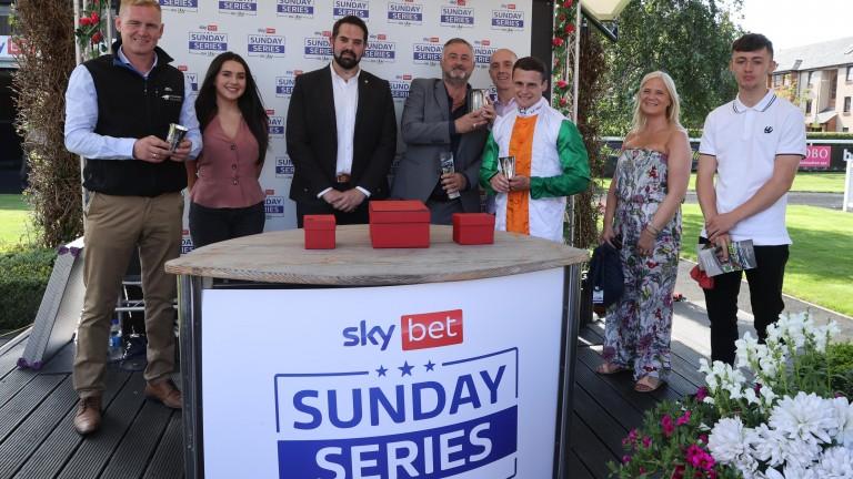 The Sky Bet Sunday Series offers prize-money of £600,000 plus bonuses
