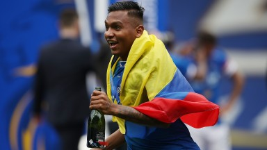 Alfredo Morelos could be the toast of punters this season