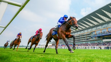Adayar -William Buick winsThe King George VI And Queen Elizabeth Qipco Stakes (Group 1) (British Champions Series)Ascot  24.7.21©mark cranhamphoto.com
