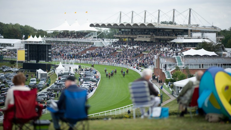 Over 12,000 racegoers attend the opening day of Glorious Goodwood