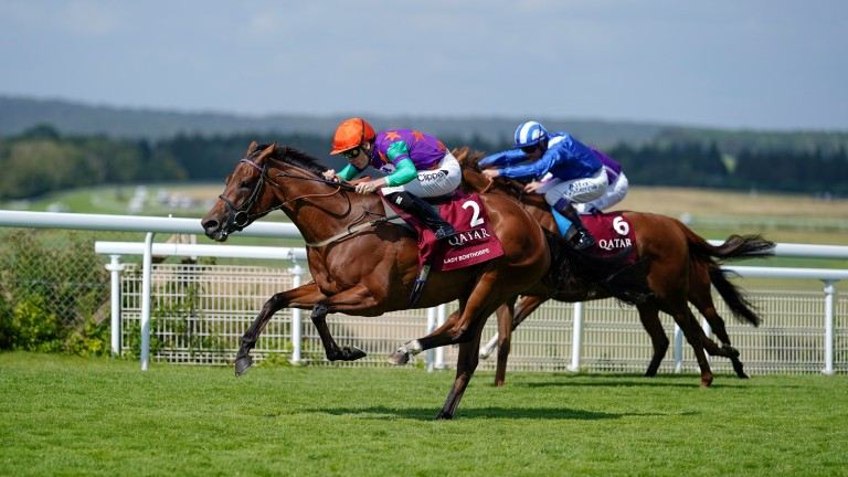 Lady Bowthorpe: Nassau winner is the fourth individual Group 1 winner for Nathaniel