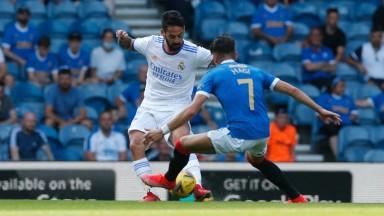 Rangers tackling Real Madrid in a pre-season friendly