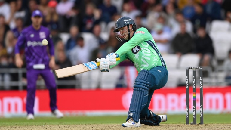 Jason Roy will be key for the Oval Invincibles in The Hundred