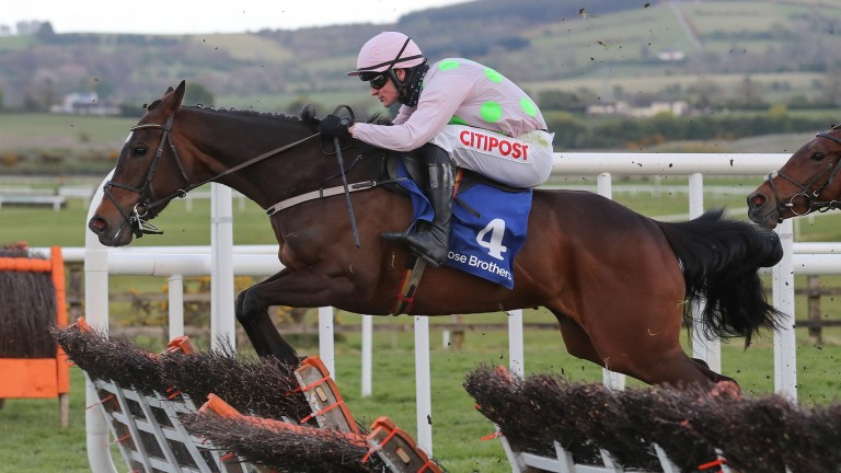 Hook Up: rated 133 over hurdles but could exploit a mark of 86 on the Flat