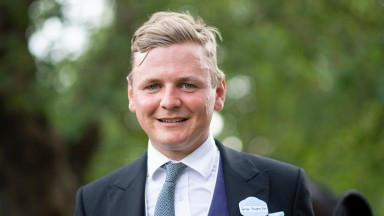 George Boughey: trainer well represenetd at Deauville on Tuesday