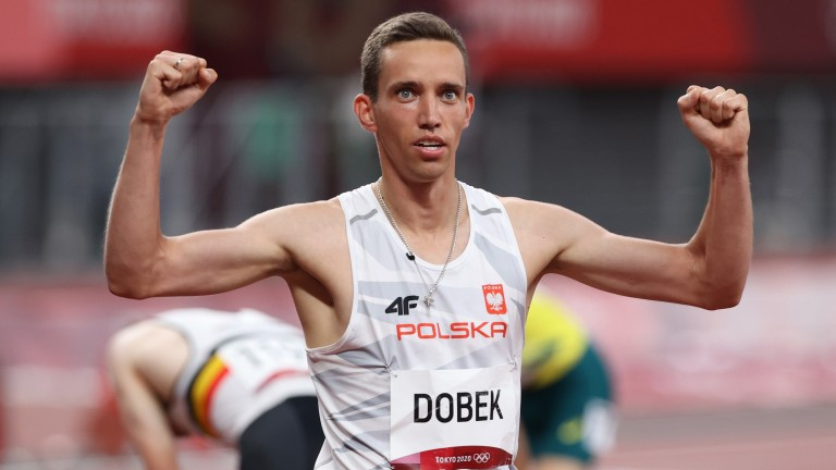 Polish 400m convert Patryk Dobek should not be discounted over two laps