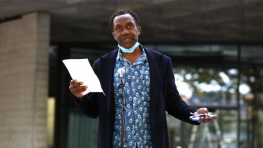 Lenny Henry's acting talents have been more widely recognised in recent years and he could have a big chance of being the Tardis's next pilot