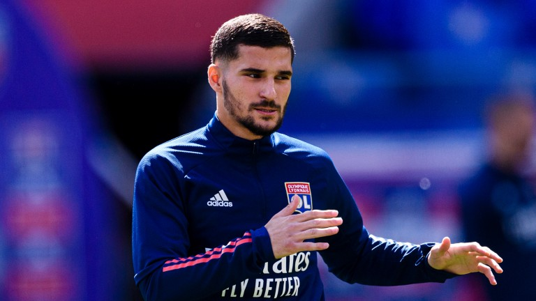 Houssem Aouar's Lyon can start the new Ligue 1 season with a bang