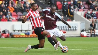 Michail Antonio can't stop scoring for West Ham this season