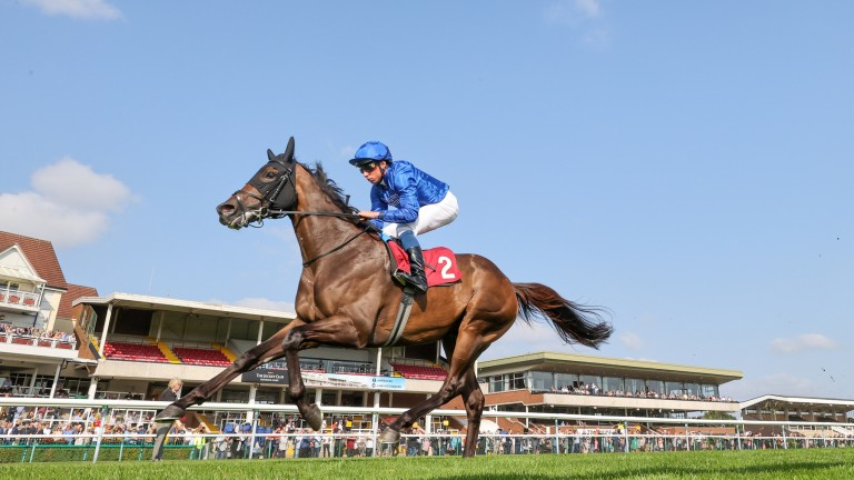 Al Suhail: has a good record under William Buick
