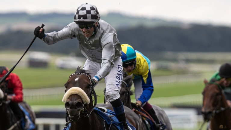 Romantic Proposal: top-level triumph was scheduled for the same time as the Qatar Prix Vermeille on Sunday
