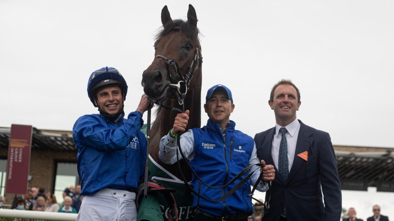 Native Trail is as short as 7-2 for next year's 2,000 Guineas