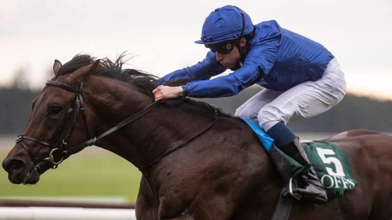 Native Trail: Third National Stake winner in four years for Charlie Appleby and Godolphin