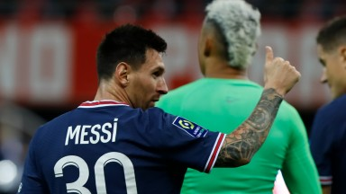 Lionel Messi is one of many new heavyweight arrivals at PSG this summer