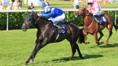 Khaadem breaks the 5f track record at Doncaster