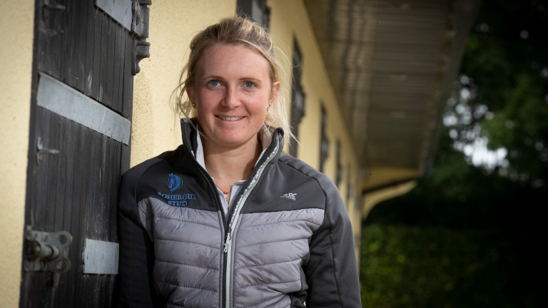 """Claire Manning: """"To get the two best prizes [last year] was absolutely amazing"""""""