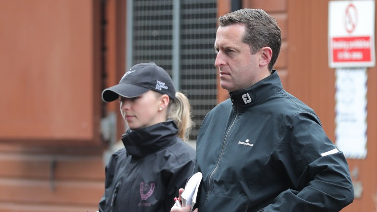 Leading buyer Ross Doyle was on the lookout for his next Group 1-winning acquisition