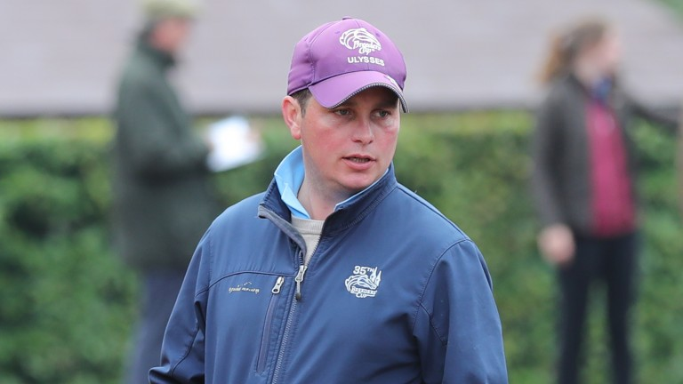 James Horton on the lookout for Manor House Farm and Stud's next recruit