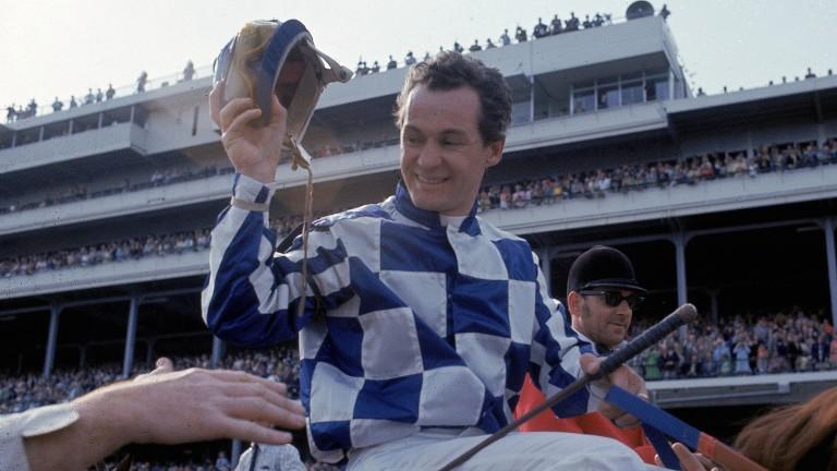 Ron Turcotte: Secretariat's regular rider