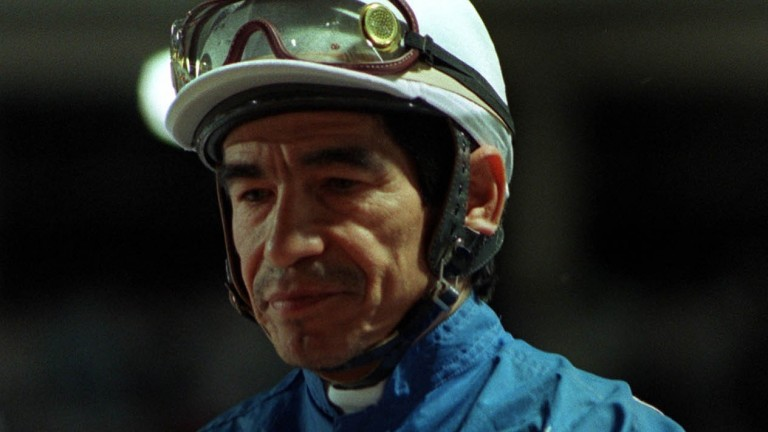 Laffit Pincay: claims Sham was the best horse he ever rode