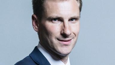 Chris Philp - UK Parliament official portraits 2017