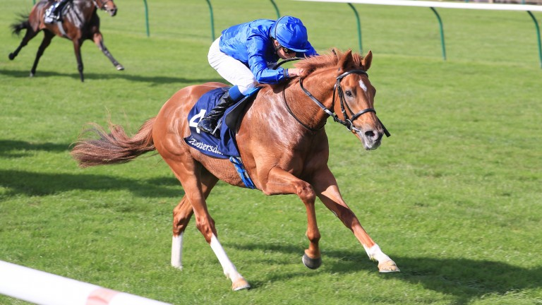 Modern Games: could go well at the Breeders' Cup