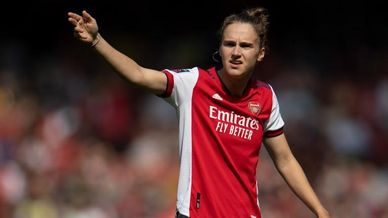 Arsenal star Vivianne Miedema