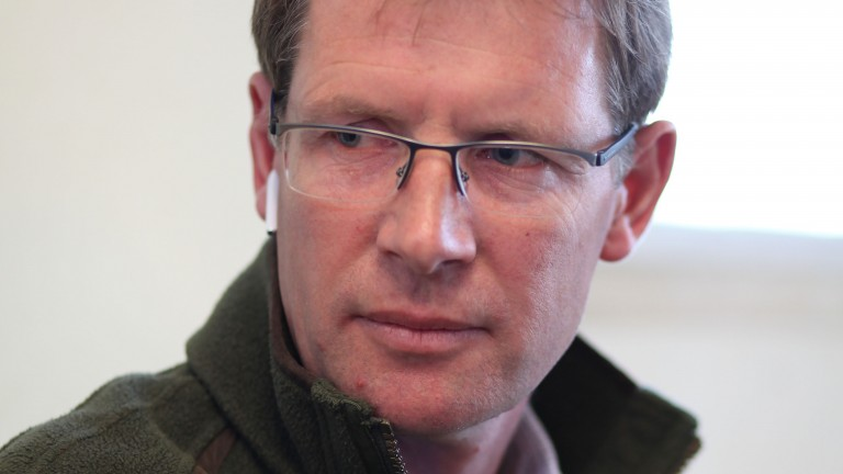 Tweenhills supremo and Qatar Racing racing manager David Redvers