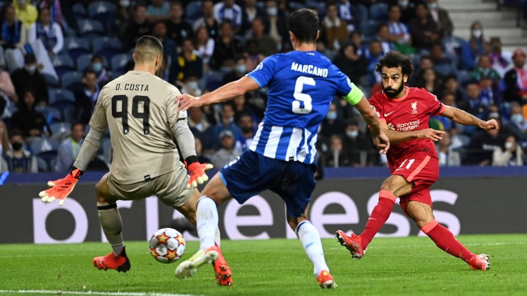 Mohamed Salah's brilliance continues to astound