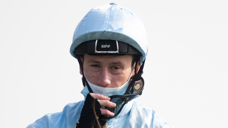 Oisin Murphy: back in action at Newmarket on Saturday