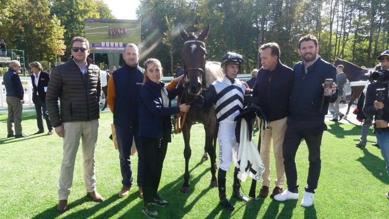 Zelda: back to form at Chantilly