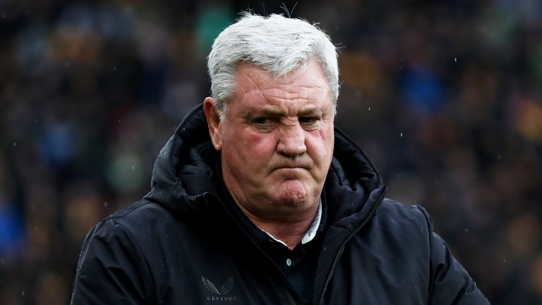 Steve Bruce is expected to be replaced as Newcastle United manager