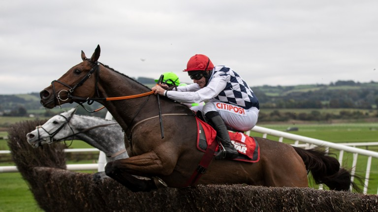 Cheltenham hero Galvin and Davy Russell take the Grade 3 chase at Punchestown