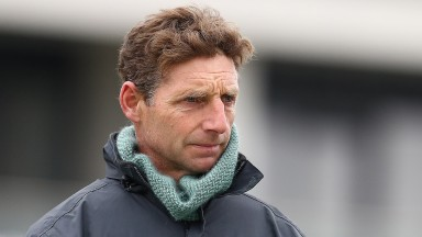 Tom Lacey: sent out 34 winners last season despite his horses not being right from January onwards