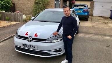 David Lockhart : teaching the Newmarket racing community to drive