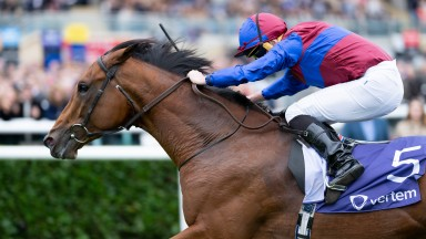 Luxembourg: the son of Camelot impressed in victory at Doncaster